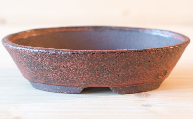 ST Pottery Bonsai Pot